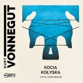 """POCZYTAJ MI NA UCHO: """"Kocia kołyska"""" Kurt Vonnegut - recenzja audiobooka"""