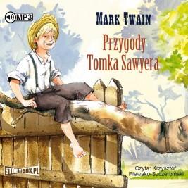"""POCZYTAJ MI NA UCHO: """"Przygody Tomka Sawyera"""" Mark Twain - recenzja audiobooka"""