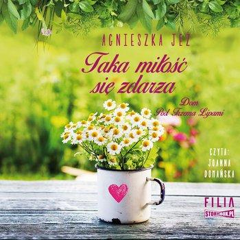 """POCZYTAJ MI NA UCHO: """"Taka miłość się zdarza"""" Agnieszka Jeż – recenzja audiobooka"""