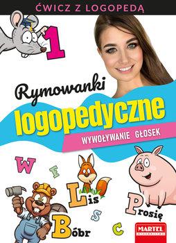 """LOGOPEDA RADZI: """"Rymowanki logopedyczne"""" M. Małecka, A. Wiatrowska - recenzja"""