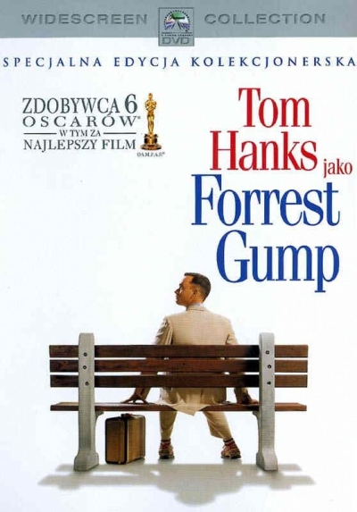 """SEANS NA KANAPIE, odc. 2: """"Forrest Gump"""" (reż R. Zemeckis)"""