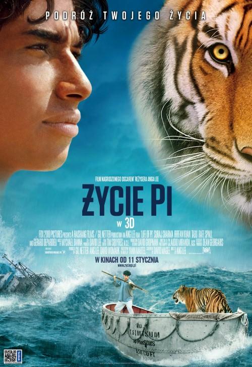 """SEANS NA KANAPIE, odc.3 - """"Życie Pi"""" (reż. Ang Lee)"""
