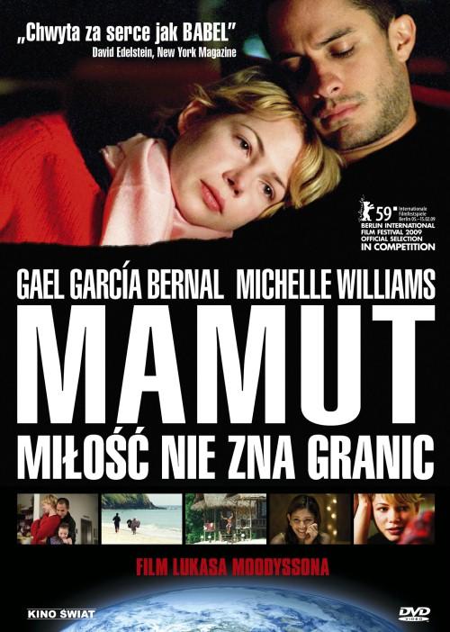 """SEANS NA KANAPIE, odc. 7 - """"Mamut"""" (reż L. Moodysson)"""