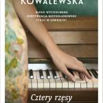 """SZPIEG Z KSIĘGARNI NADAJE: """"Cztery rzęsy nietoperza"""", Hanna Kowalewska - premiera"""