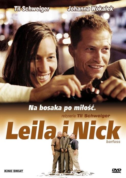 """SEANS NA KANAPIE, Odc. 14 """"Leila i Nick"""" (reż. T. Schweiger)"""