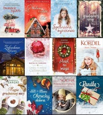 SZPIEG Z KSIĘGARNI NADAJE: Książki o świętach i na święta...