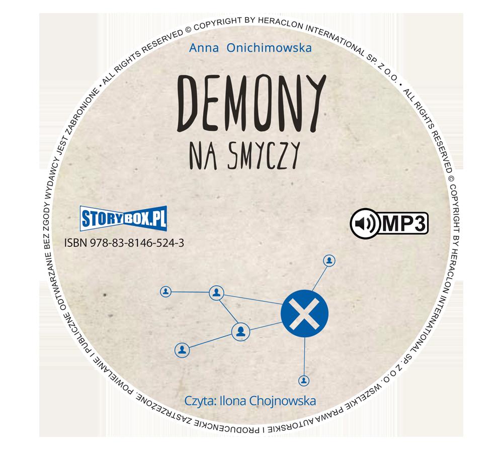 """POCZYTAJ MI NA UCHO: """"Demony na smyczy"""" Anna Onichimowska - recenzja audiobooka"""