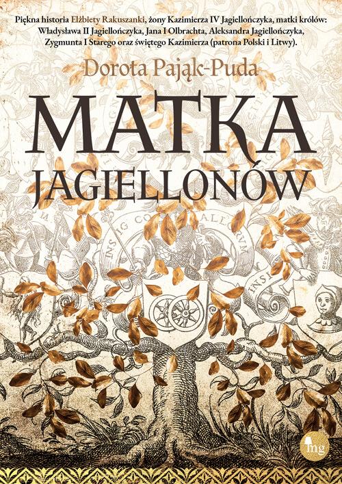 "SZPIEG W KSIĘGARNI: """"Matka Jagiellonów"" Dorota Pająk-Puda - recenzja"