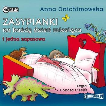 """POCZYTAJ MI NA UCHO: """"Zasypianki na każdy dzień miesiąca i jedna zapasowa"""" Anna Onichimowska – recenzja"""